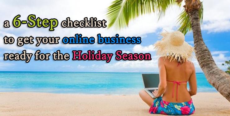 6step_checklist_online_business_ready_holiday_season